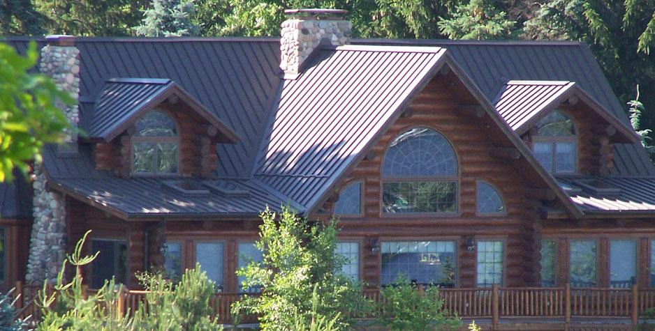 Metal Roofs Of Michigan Steel Amp Metal Roof Installation